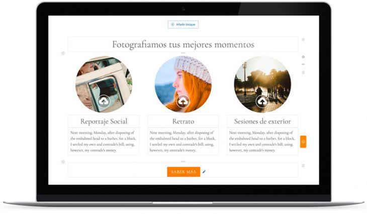 Introducción a los editores visuales y el diseño web