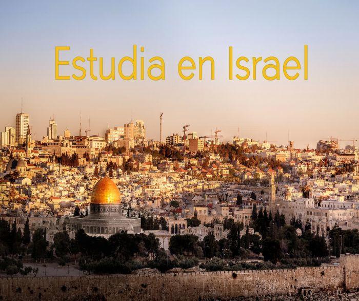 Israel: Beca Curso en Diversas Áreas  OAS-GIMI