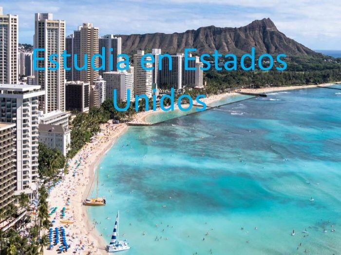 Estados Unidos: Beca Pregrado y Maestría en Diversas Áreas  Universidad de Hawai