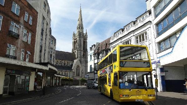 Reino Unido: Becas para MBA Bournemouth  University