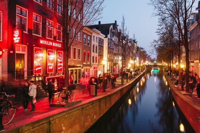 Holanda: Beca Pregrado en Negocios Internacionales Instituto Internacional de Negocios de Amsterdam