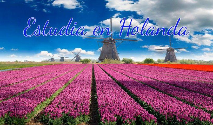 Holanda: Beca Maestría Diversas Áreas Universidad de Twente