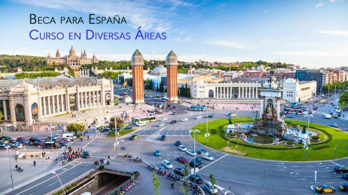 España: Beca Curso en Diversas Áreas Universidad Complutense