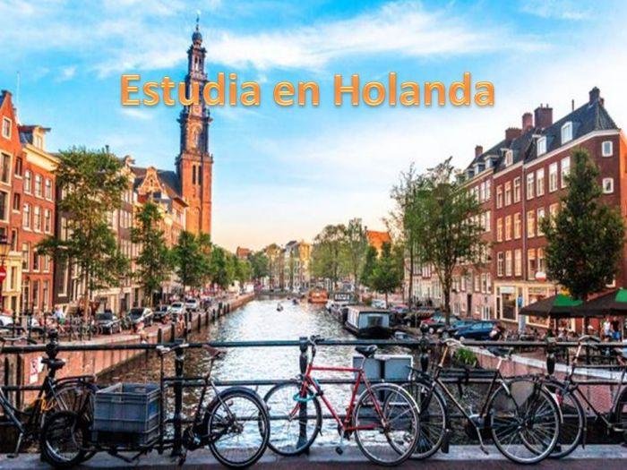 Holanda: Beca Maestría en Diversas Áreas Universidad de Maastricht