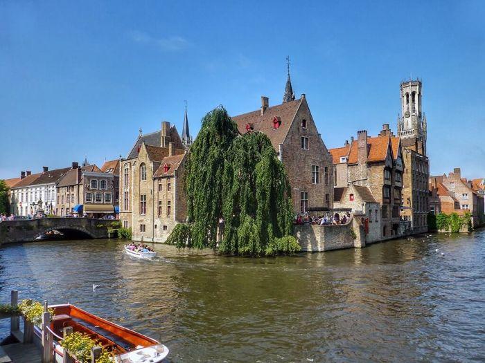 Bélgica: Beca Maestría Europea en Ciencias Vrije Universiteit Brussel