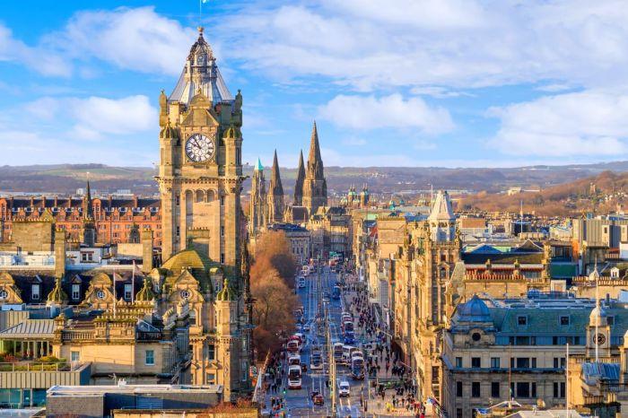 Escocia: Beca Maestría en Arquitectura Arte y Música Colegio de Arte de Edimburgo