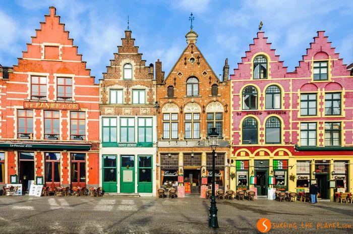Bélgica: Beca Maestría en Geografía  Física Química y Estadística  Katholieke Universiteit Leuven