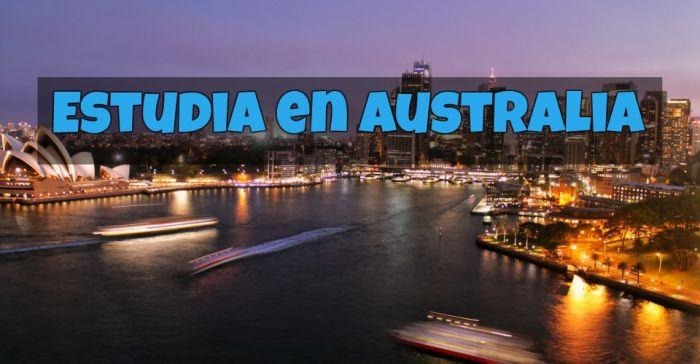 Australia: Beca Pregrado Maestría Diversas Áreas Universidad Nacional de Australia