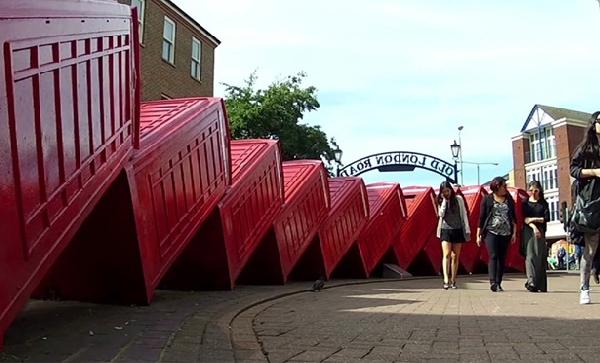 Reino Unido: Becas para Pregrado en Varios Temas Kingston University London