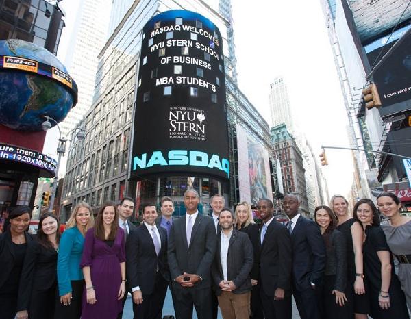 Estados Unidos: Becas para Maestría en Administración y Negocios New York University Stern