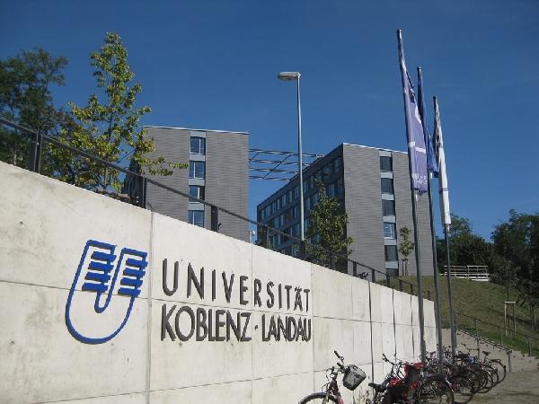 Alemania: Becas para Maestría en Varios Temas University of Koblenz-Landau