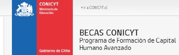 Chile: Becas para Doctorado en Diversos Temas CONICYT/Gobierno de Chile