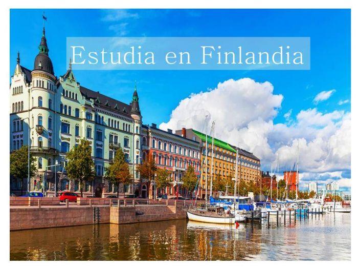 Finlandia: Beca  Maestría en Diversas Áreas Agencia Nacional Finlandesa