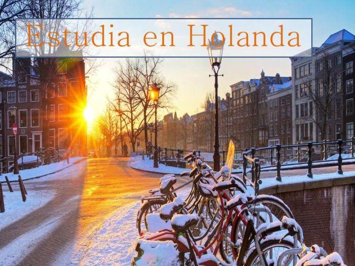 Holanda: Beca Pregrado y Maestría en Diversas Áreas Universidad de Twente