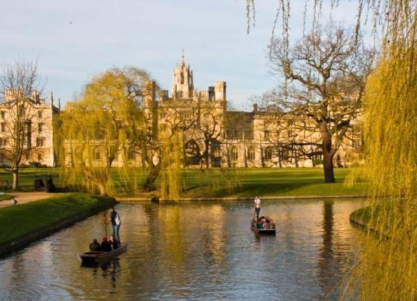 Reino Unido: Becas para Doctorado en Ciencias University of Cambridge
