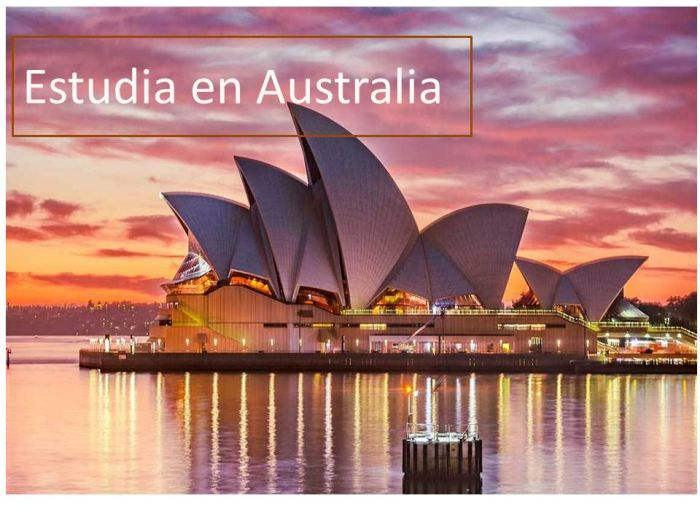 Australia: Beca Pregrado en Artes y Ciencias Sociales  UNSW