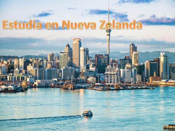 Nueva Zelanda: Beca Maestría en Diversas Áreas Universidad de Canterbury