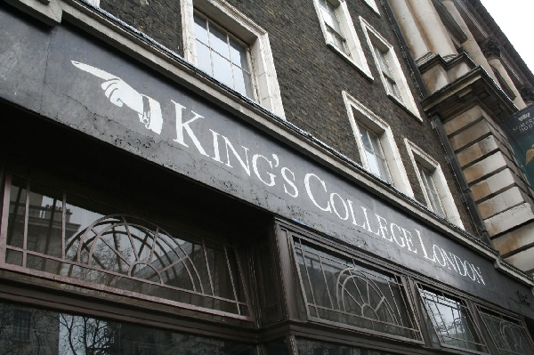 Reino Unido: Becas para Maestría en Varios Temas King's College London