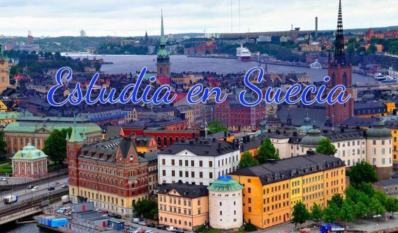 Suecia: Beca Pregrado Maestría Diversas Áreas Universidad de Gävle