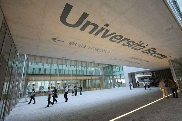 Italia: Becas para Maestría en Ciencias Bocconi University
