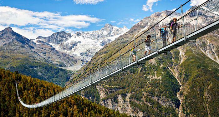 Suiza: Beca para Artistas y Profesionales Walk & Talk