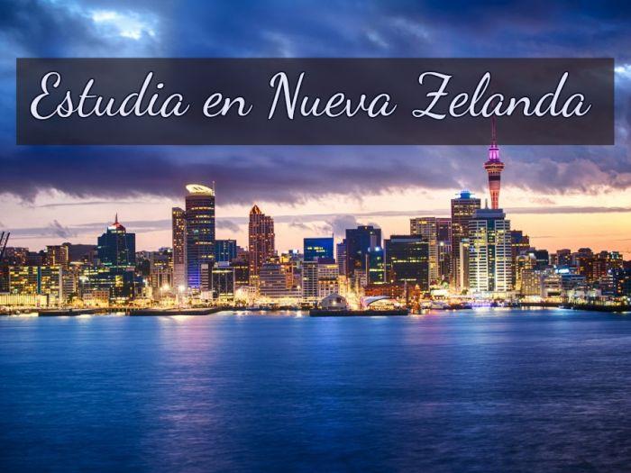 Nueva Zelanda: Beca Pregrado Ciencias Universidad de Auckland