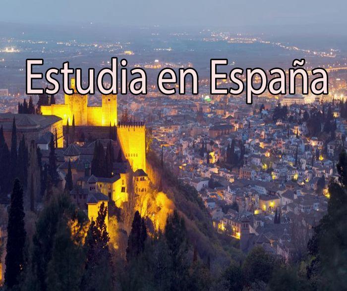 España: Beca Maestría en Educación Superior Ministerio de Educación y Formación Personal