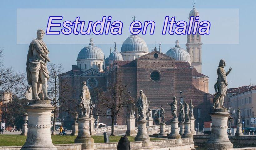 Italia: Beca Pregrado Maestría Diversas Áreas Universidad de Pavía