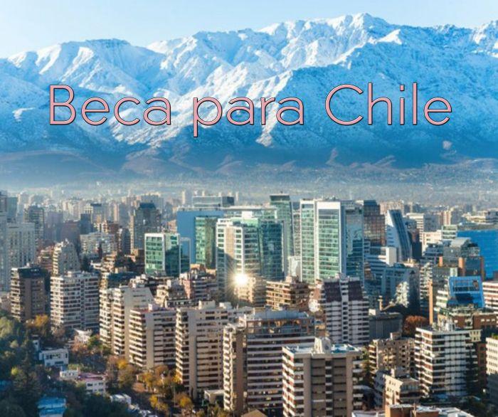 Chile: Beca Curso en Diversas Áreas AGCID y AMEXCID