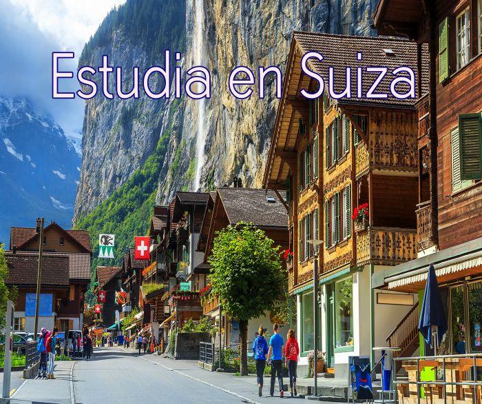 Suiza: Beca Maestría en Diversas Áreas  University of Lausanne