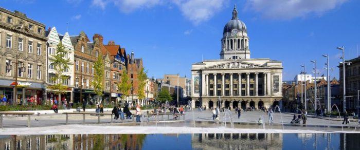 Reino Unido: Beca Maestría en Diversas Áreas Universidad de Nottingham Trent
