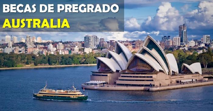 Australia: Beca Pregrado Diversas Áreas Universidad Católica