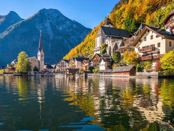 Austria: Beca Maestría  en Gestión de Negocios Internacionales Universidad de Ciencias Aplicadas de Carintia