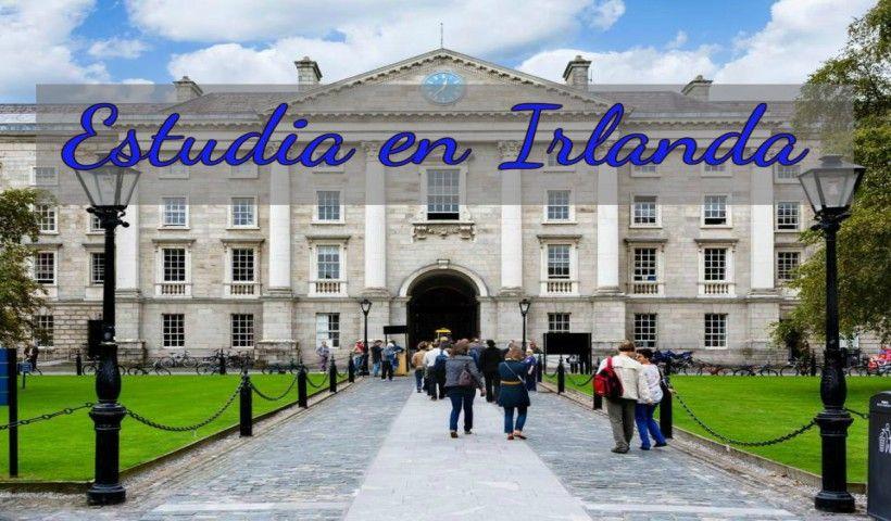 Irlanda: Beca Maestría Diversas Áreas Go Overseas