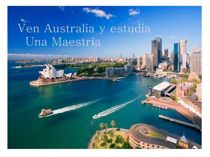 Australia: Beca Maestría en Ciencias y Matemáticas  Universidad de Melbourne