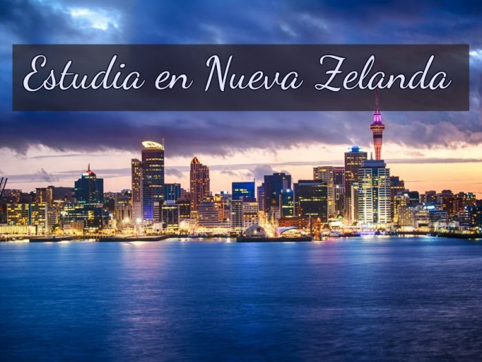 Nueva Zelanda: Beca Doctorado Derecho Universidad de Auckland