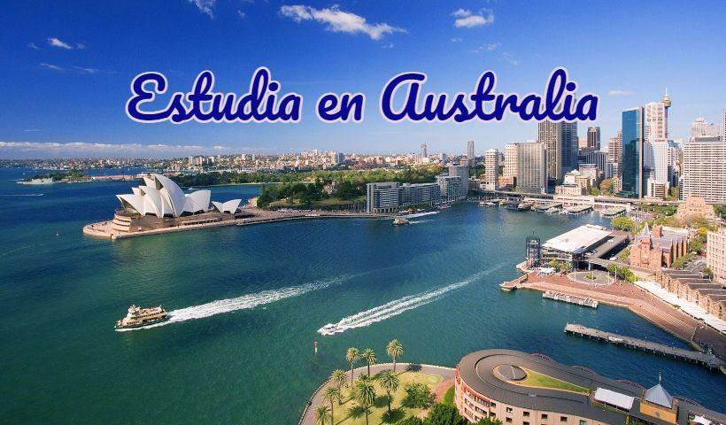 Australia: Beca Pregrado Maestría Ciencias Australian National Institution