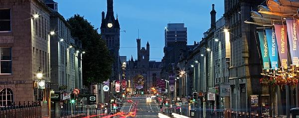 Reino Unido: Becas para Maestría Administración y Negocios University of Aberdeen