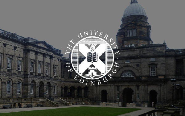 Reino Unido: Becas para Doctorado en Varios Temas University of Edinburgh