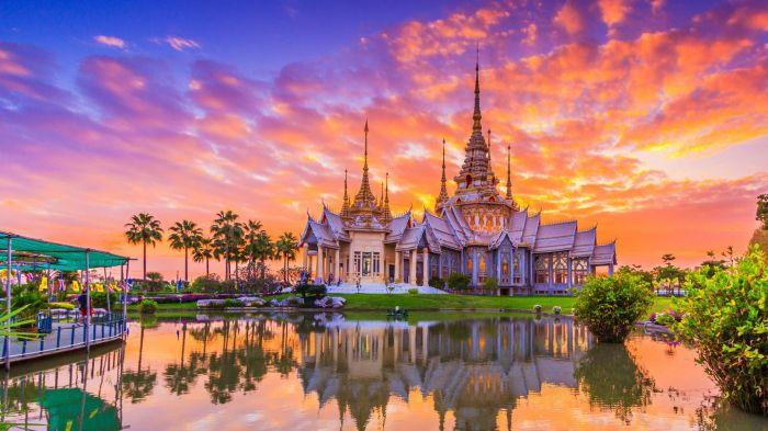 Tailandia: Beca Maestría en Medio Ambiente GAFS-AIT
