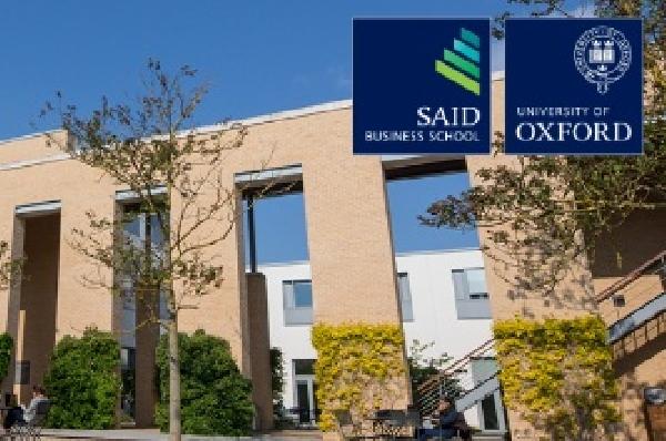 Reino Unido: Becas para Maestría en Administración y Negocios Said Business School