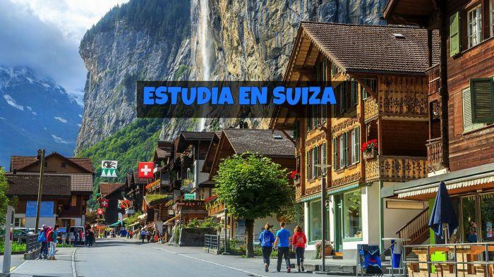 Suiza: Beca Maestría Diversas Áreas Escuela Politécnica Federal de Lausana