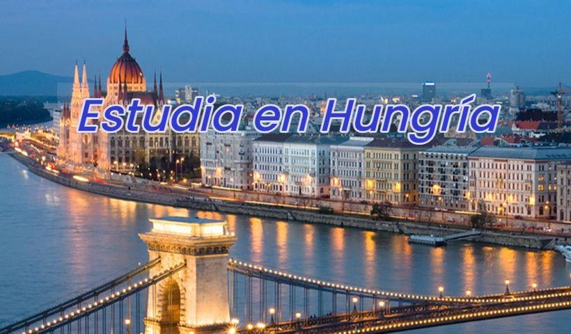 Hungría: Beca Pregrado Maestría Doctorado Diversas Áreas Universidad Eötvös Loránd