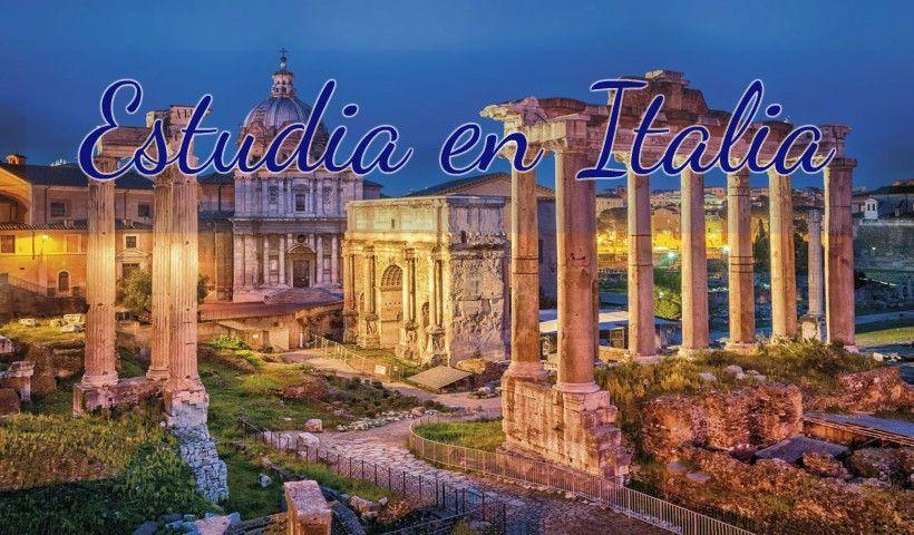 Italia: Beca Pregrado Maestría Diversas Áreas Universidad de Génova