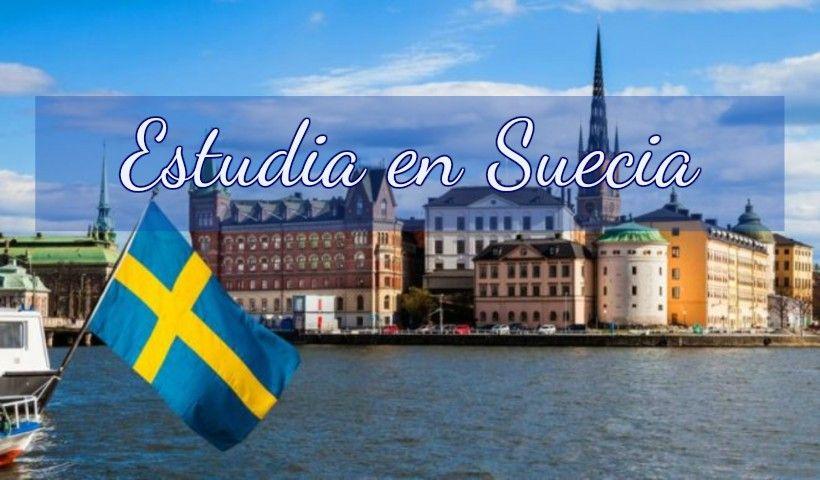 Suecia: Beca Pregrado Maestría Diversas Áreas Universidad de Jönköping