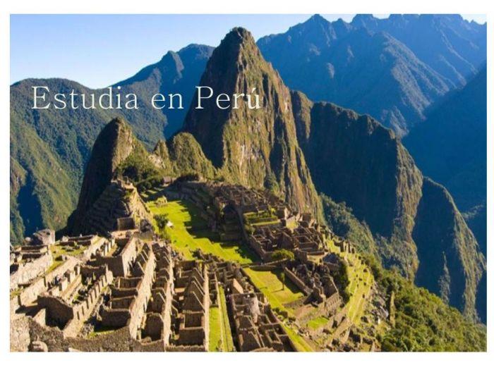 Perú: Beca Maestría en Diversas Áreas PRONABEC OEA