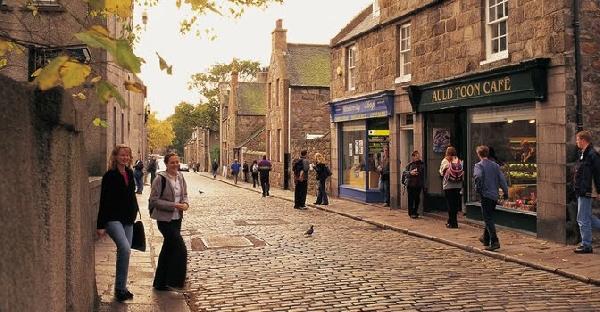 Reino Unido: Becas para Maestría  en Derecho University of Aberdeen
