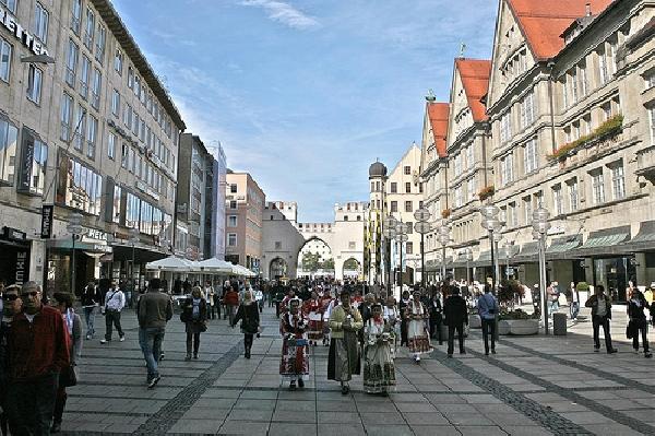 Alemania: Beca Doctorado en Filosofía Matemáticas Centro Múnich