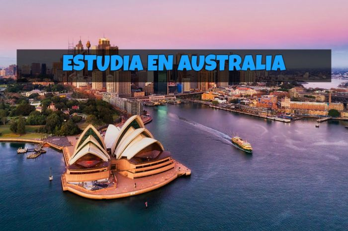 Australia: Beca Pregrado Diversas Áreas University of Technology Sydney