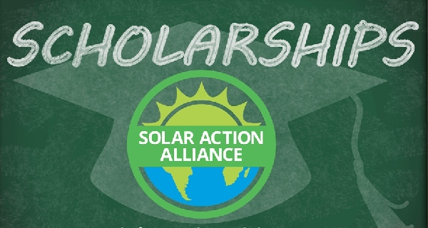 Becas de Pregrado y Postgrado en Varios Temas Solar Action Alliance